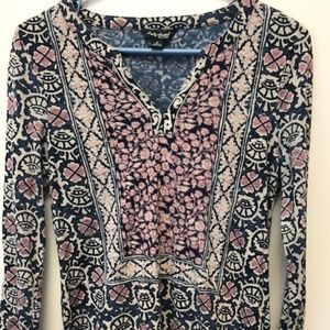 LUCKY BRAND WOMEN'S TOP SIZE SMALL